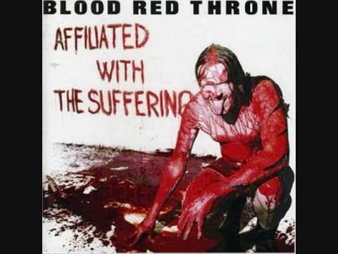 Blood Red Throne - Mandatory Homicide  Death Inc.