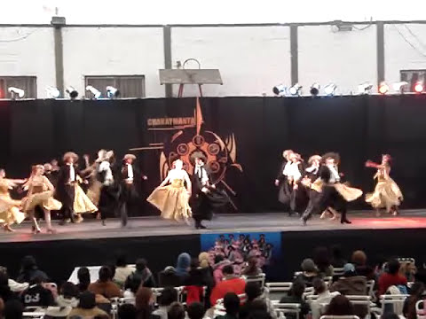 ballet folklorico luna pampa conjunto estilizado ( MERLO BS AS)