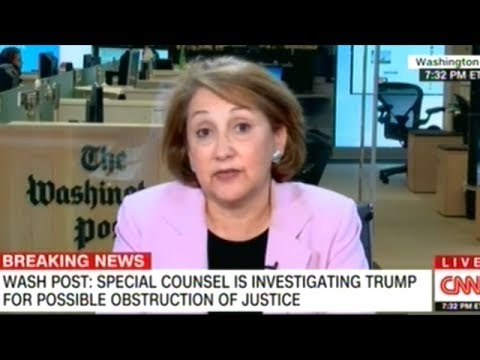 BREAKING! WaPo Reporting Robert Mueller NOW Investigating Pres Trump For Obstruction Of Justice!