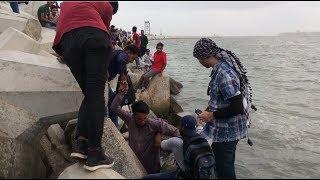 Man Drowned at China Port Karachi..!!!