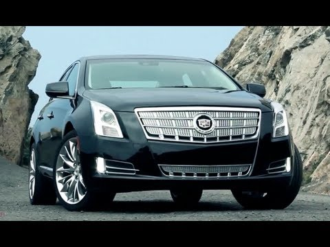 2013 cadillac xts review youtube. Black Bedroom Furniture Sets. Home Design Ideas