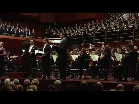Paavo Järvi conducts Mahler symphonies 7 and 8 with the Frankfurt Radio Orchestra