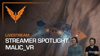 Streamer Spotlight: Malic_VR