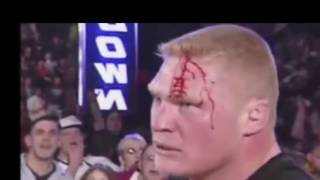 WWE BIG Fights Stone Cold vs  Brock Lesnar (HD) IN History