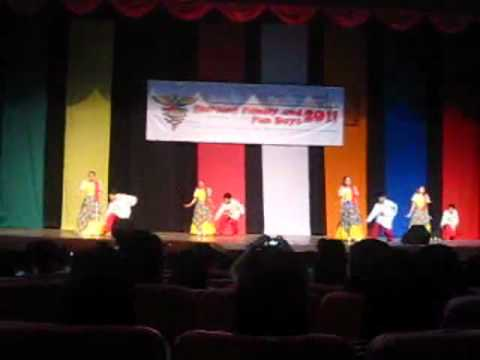 Fun Days 2011 - Philippine Folk Dance - Pandanggo Sa Ilaw - Neuman 2013 - Champion video