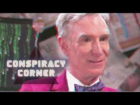 Bill Nye Roasts Complex Staffer Questions