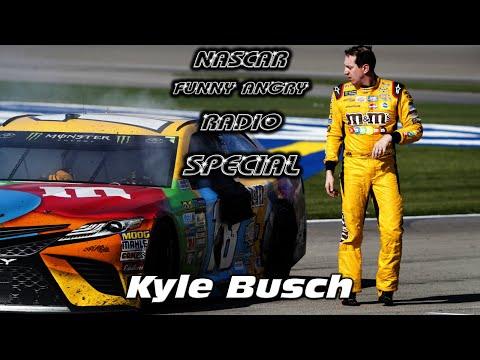 NASCAR Funny Cursing Radio: Kyle Busch Special