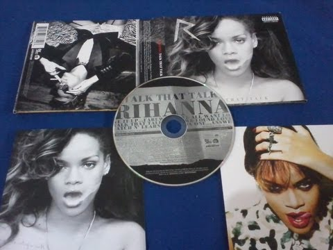 Unboxing: Rihanna - Talk That Talk (Deluxe Edition)