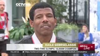 Ethiopia's Almaz Ayana in prime position to win women's 5,000m gold
