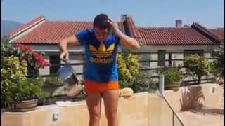Ermal Mamaqi - Ice Bucket Challenge