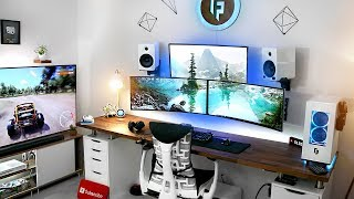 My 2018 BEAST Gaming Setup / Room Tour!