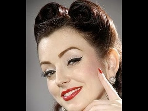 How to Victory Roll-Back to basics