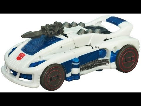 Autobot Jazz - Fall of Cybertron Deluxe Class