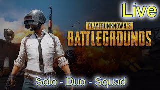 PlayerUnkown´s Battlegrounds [LIVE] ★ DINNER TIME - YEAH ! ★ [German][Deutsch] #PUBG