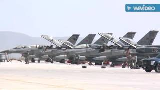 Super Advanced High Technology Turkish Military Air Force / Türk Hava Kuvvetleri 2016-2018 HD