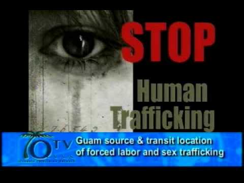 U.S. Territory named source and transit for sex trafficking and forced labor