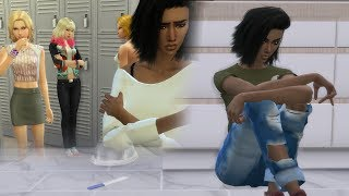 HighSchool Drama: Summer Break | Teen Pregnancy Story (The Sims 4)