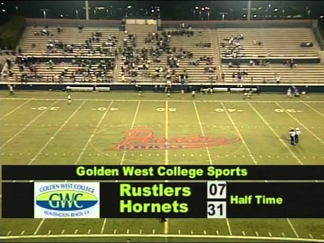 GWC Football vs. Fullerton College 9-22-12