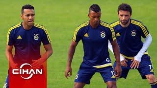 Fenerbahçe'de Nani Ile Souza Takımla çalıştı