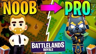 HOW TO GET HIGH KILL WINS IN BATTLELANDS ROYALE! | Top 10 Tips & Tricks (Easy Win Tutorial)