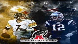 Pittsburgh Steelers || 2017 Playoff Pump Up || AFC Championship ||
