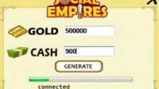 Hack De Social Empire 25.000 Cash Cheat Engine 6.1 - 6.2 @JuanGoO