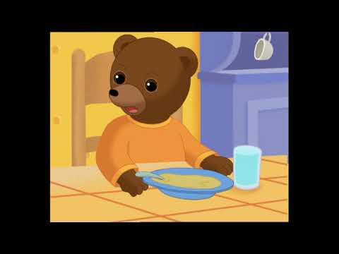 Petit ours brun petit ours brun ne veut pas manger sa soupe youtube - Petit ours dessin anime ...