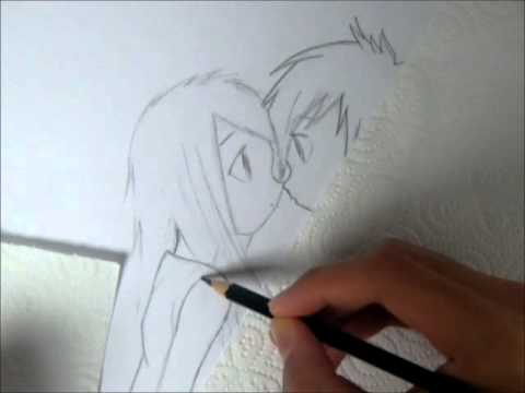 Couples Hugging Images Drawing Drawing Cute Manga / Anime Hug