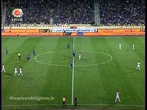 HD - Esteghlal Tehran vs Zobahan Isfahan IPL Round03 2015-16 Season