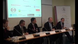 "Konferencja ""Shale Gas Poland 2012: The Energy Independence Conference"" 9 maja 2012 cz.1/4"