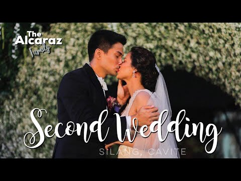 MARCO ALCARAZ & PRECIOUS LARA QUIGAMAN WEDDING SDE