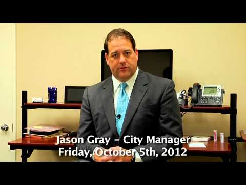 McKinney City Manager Jason Gray Fires the Police Chief Via YouTube
