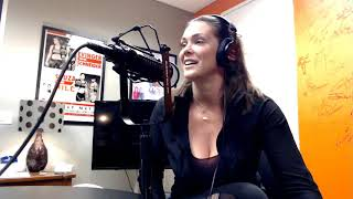 The IT'S TIME Podcast with Bruce Buffer and Adult Star Alison Tyler