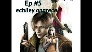 Resident Evil 4 |Android série Ep 5 - echiley APRC