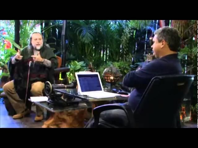 Caio fala sobre conspirações mundiais e adverte: elas existem, tudo vaza, mas não sejam crédulos!