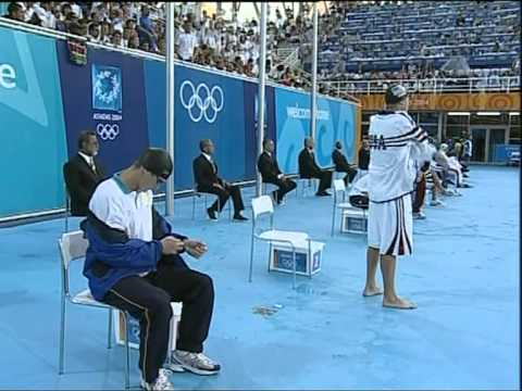 200 m Breaststroke Final - Athens 2004 HQ
