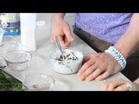 Breakfast Chia Bowl Recipe - Give Your Body 30 Program Preview - Drew Canole