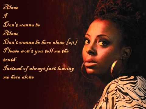 Alone by Ledisi