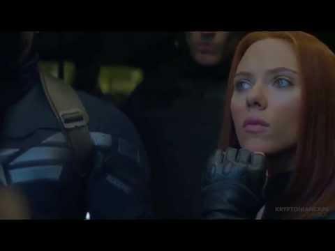 Steve Rogers & Natasha Romanoff - Atlas