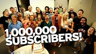 SourceFed Celebrates 1 Million Subscribers!