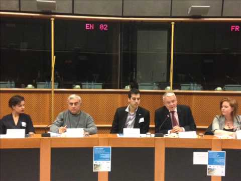 Public hearing European Students demand secure funding