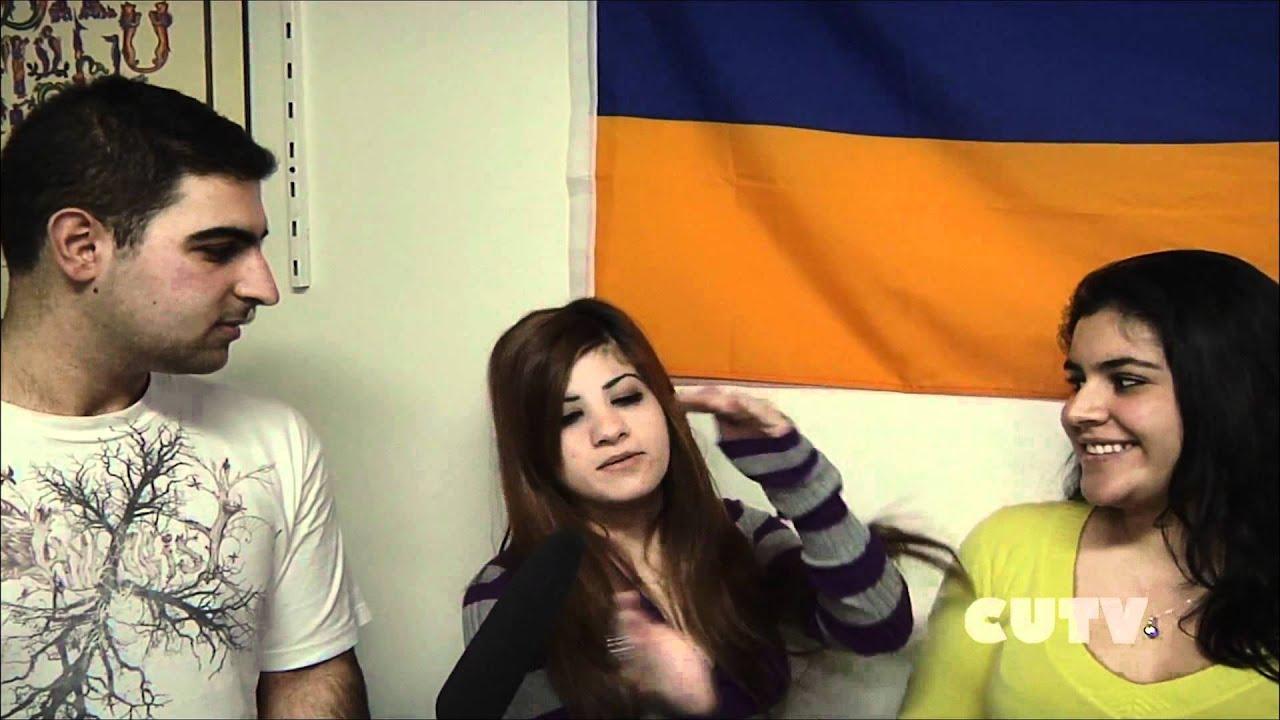 CUTV Club Coverage - Episode 2- Armenian Club