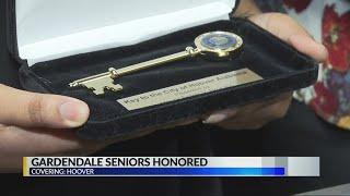 Gardendale Highschool students honored