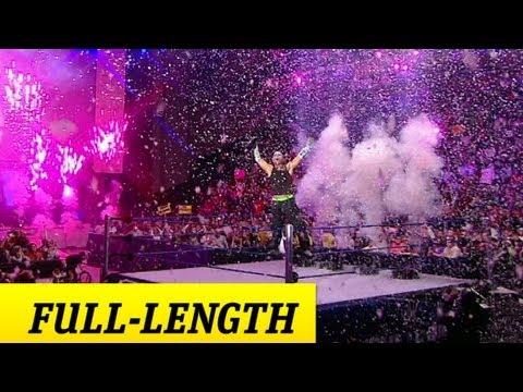 Jeff Hardy's Championship Entrance video