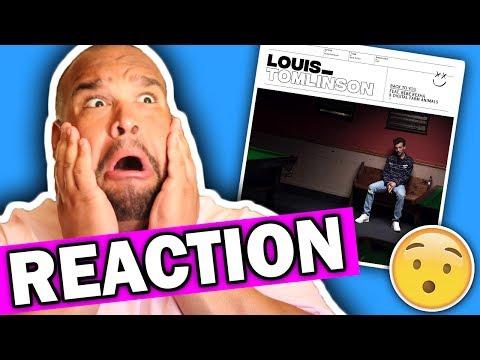 Louis Tomlinson ft. Bebe Rexha - Back To You [REACTION]