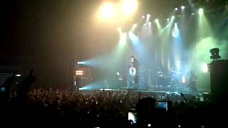 Marilyn Manson - Antichrist Superstar 013, Tilburg Netherlands 4-6-2012
