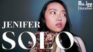 SUKA SUKA K-POP PROJECT l  JENNIE - 'SOLO' COVER BY JENIFER(JW)