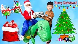 Món Quà Noel Bất Ngờ ♥ Bài Học Ý Nghĩa Cho Bé ♥ Min Min TV Minh Khoa