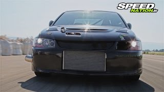 The Wicked Mitsubishi Lancer EVO IX (Teaser)