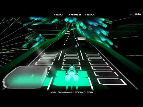 Dj Bl3nd - Electro House 2011 (wtf Mix) [audiosurf] video